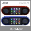 JXD M200 MP4 player with big speakers