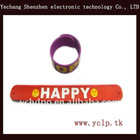 inspirational silicone bracelet for promotion gift