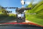 120 degree auto camera with dvr JUE-140