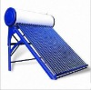 Blue Integrated Solar Energy Heater For Bathroom