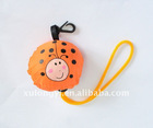 XU110 portable shopping bag-ladybug