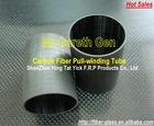 OD 14.0m/m x ID 12.0m/m Carbon Fiber Reinforced Epoxy Pull-winding Tube