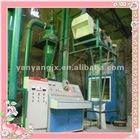 Waste aluminium plastic board recycling machine