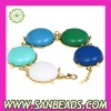 Cheap Resin Bead Bubble Bracelets Wholesale