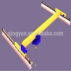 10 ton single girder overhead crane