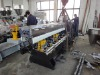 SHJ-75B air cooling strands pelletizing line double screw extruder