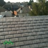 Anti UV Plastic Shingle Tile
