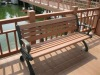 Park Chair Of WPC Decking