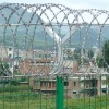 supply good quality low price concertina razor wire(factory)