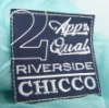 fabric embroidery patch logo