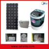 2012 Newest design solar mini DC 12V portable mini washing machine with dryer with CE,CB