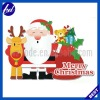 Christmas paper fridge magnet sticker