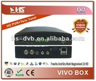 ViVo Box Twin Tuner New sks and iks Original product work DVB-S2HD Nagravision 3.0