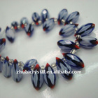 nation crystal bracelet beads