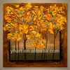Hot Sell Handmade Paintings Abstract Forest