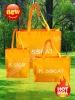 Eco friendly nonwoven advertising bag