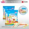 LANTOS Brand 45g gummy-filled halal Marshmallow