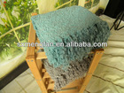 beautiful acrylic and polyester mix knitting lanterns yarn tassels shawl/scraf