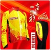 Windproof Waterproof cycling wear Winter Cycling suits