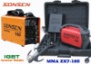 Portable DC mma inverter welder ZX7-160