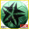 Middle quality machine stitched soccer ball