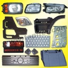 More than 150 items for Mercedes Benz truck body parts