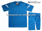 stock blank soccer jersey, royal blue soccer uniform,stock soccer uniform