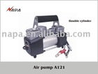 12V DC 150PSI heavy duty air compressor, Double cylinder air compressor