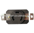 Industrial Locking Socket NEMA L5-30