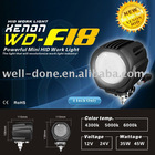 Newest Design 4 Inch IP68 HID offroad light