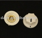 cream MXR style knob