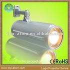 waterproof 50W fixed logo projection, can projector static image from 12 meter