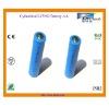 Television remote LiFeS2 AA battery 1.5V,high capacity 2900mAh