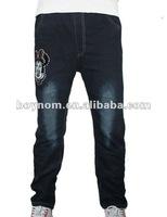 Kids latest design new style girls jeans
