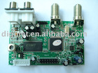 (manufacture price)Ali motherboard,Dth card,Receiver card,receiver mainboard,motherboard