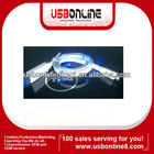 Latest LED lighting usb cable for iphone5