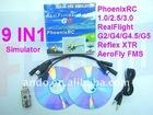 2011 RC 9 in1 Flight simulator Cable Phoenix RC 3.0 G5
