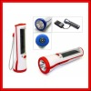 Solar Flashlight LED solar torch