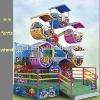 [TATA]JOYFUL!self-rotating sightseeing cart amusement park rides