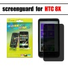 2012 hot black film for samsung c3262 touch screen protective film