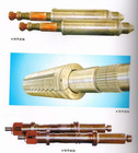 recoiler shaft