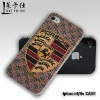 Luminous Cell Phone Case Relief iPhone4/4S Cell Phone Mobile Phone Protective Sleeve (L503)