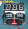 1S-8S lower voltage Dual Speaker, 8S Voltage Tester, Lipo Checker