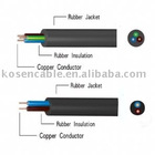 Rubber Cable (300/300V, Light)