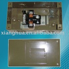 electric meter socket box with switches stamping part