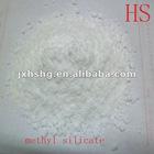 Methyl silicate Powder ~silicone resin/ methyltrichlorosilane hydrolysate*M1 hydrolysate HS-88