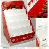 Christmas Gift Tier Cardboard POS Display Unit