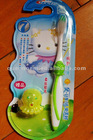 High Quality 2012 New Design Lovely Kids Toothbrush,combination children Househod Bath Toothbrush