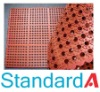 Anti fatigue Rubber Matting