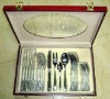 High quality stainless steel spoon set in gift box